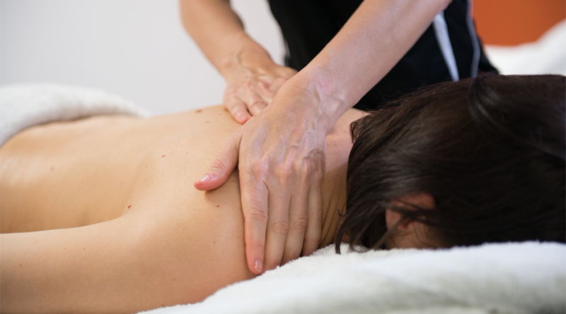 Can I Massage a Lump on my Client?